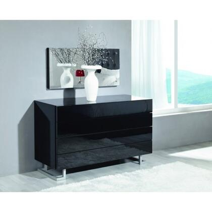 VIG Furniture LYRICA-DR Lyrica White 4 Drawers Dresser: