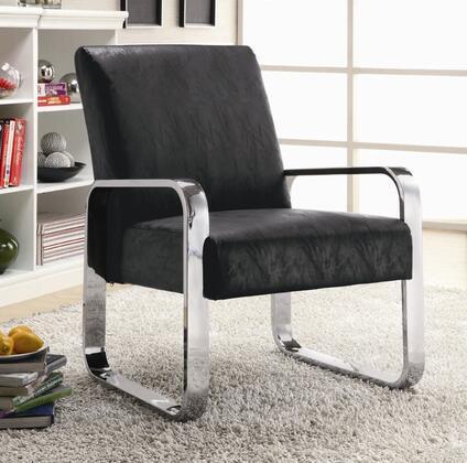 Coaster 900311  Vinyl Accent Chair