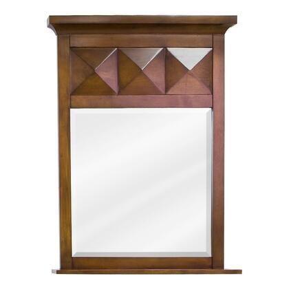 Lyn Design MIR082 Lexington Series Rectangular Portrait Bathroom Mirror