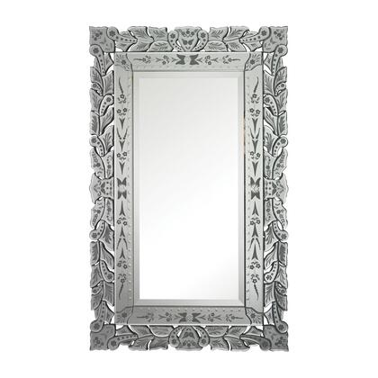 Sterling 11432 Bardwell Series Rectangle Portrait Wall Mirror