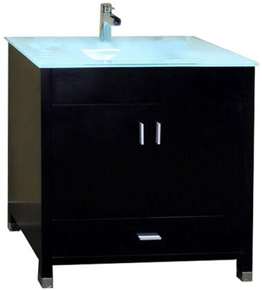Bellaterra Home 203110 Single Sink Bathroom Vanity