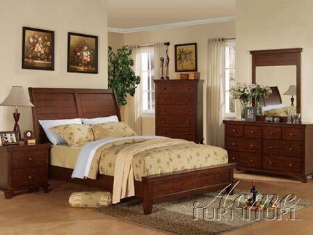 Acme Furniture 10217EK Urbana Series  King Size Bunk Bed