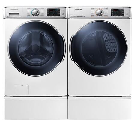 Samsung Appliance 356056 9100 Washer and Dryer Combos