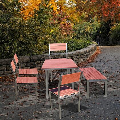 Vifah V1264SET3 Patio Sets