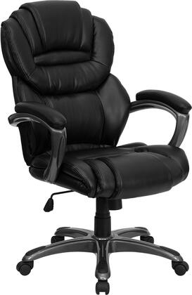 """Flash Furniture GO901BKGG 27.25"""" Contemporary Office Chair"""