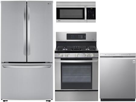 LG 731944 Kitchen Appliance Packages