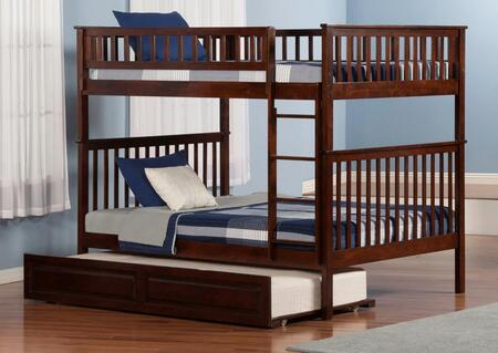 Atlantic Furniture AB56534  Full Size Bunk Bed