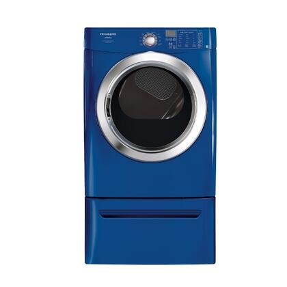 Frigidaire FASE7074LN Affinity Series Electric Dryer, in Blue