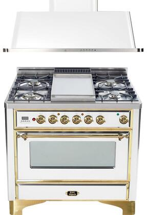 Ilve 720097 Majestic Kitchen Appliance Packages