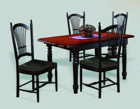 Sunset Trading DLUTLB3660C07AB5PC Sunset Selections Dining R