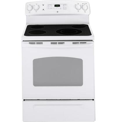 GE JB640DRWW CleanDesign Series Electric Freestanding