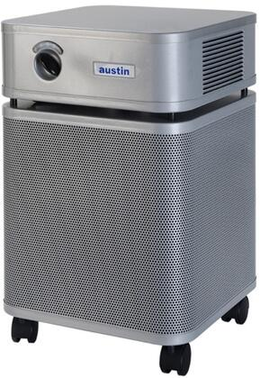 Austin Air Allergy Machine Junior A205 Air Purifier, HEPA Filtration, 3 Speed Control Switch, 360 Degrees Progressive Filter System, Made of Durable Steel, Easy Filter Changes and Independently Tested in