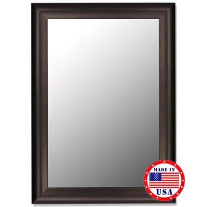 Hitchcock Butterfield 66060X Coffee Dark Roast Framed Wall Mirror