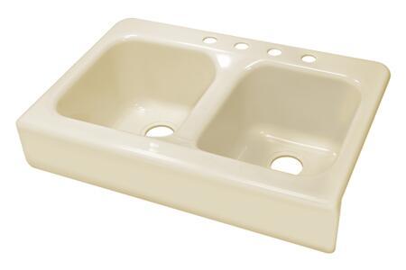 Lyons DKS02AP35 Kitchen Sink
