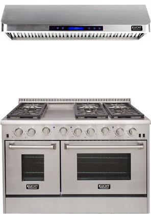 Kucht 721948 Professional Kitchen Appliance Packages