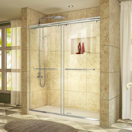Charisma Shower Door RS39 60 01 22B Center Drain E