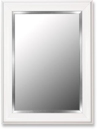 Hitchcock Butterfield 206909 Cameo Series Rectangular Both Wall Mirror