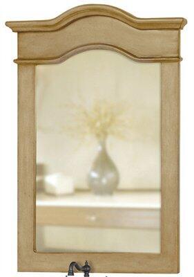 Belle Foret BF80023  Rectangular Landscape Dresser Mirror