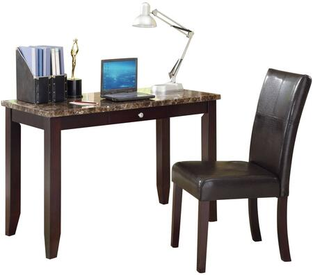 Acme Furniture 92048 Sean Series Writing  Wood Desk