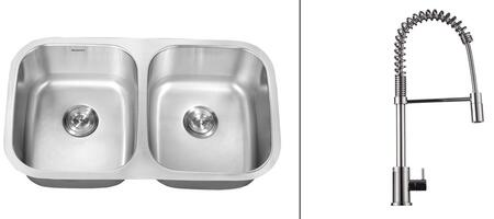 Ruvati RVC2521 Kitchen Sink
