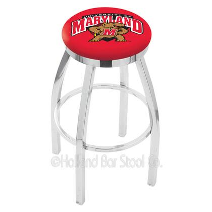 Holland Bar Stool L8C2C25MRYLND Residential Vinyl Upholstered Bar Stool
