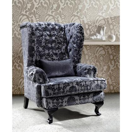 VIG Furniture VG2T0699 Metropolitan Series Fabric  in Grey