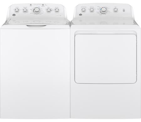 GE 602743 Washer and Dryer Combos