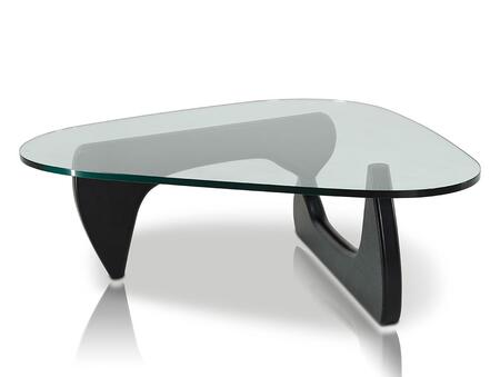 VIG Furniture VGHBRB002 Black Oak Contemporary Table