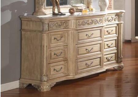 Meridian SIENNAD Sienna Series Wood Dresser