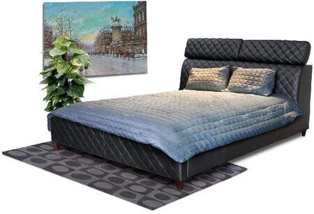 Diamond Sofa COCOBEDCKINGB  California King Size Bed