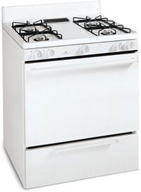 Westinghouse WWGF3000KW  Gas Freestanding Range with  in White