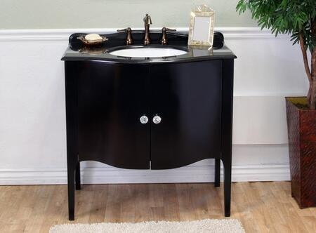 Bellaterra Home 203037 Single Sink Bathroom Vanity