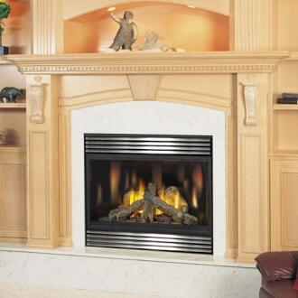 Napoleon BGD42NDE  Direct Vent Natural Gas Fireplace