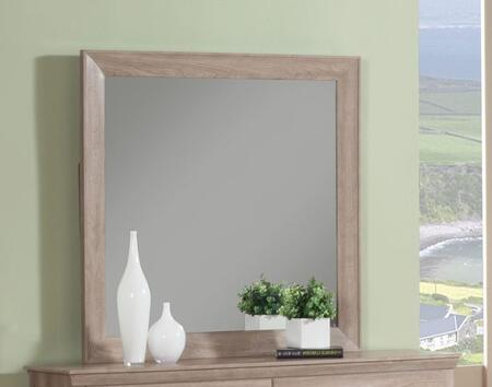Sandberg 34310  Rectangular Both Dresser Mirror