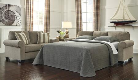 Milo Italia MI4983QSSLFOG Braydon Living Room Sets