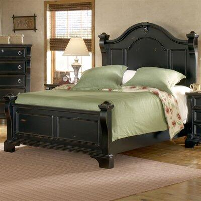 American Woodcrafters 290066POS  King Size Poster Bed