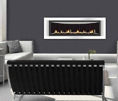 Napoleon LHD50N Wall Mountable Direct Vent Natural Gas Fireplace
