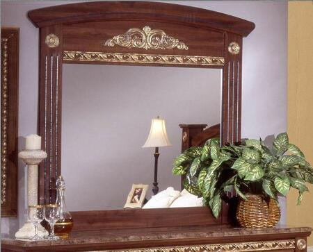 Sandberg 17410 Renaissance Series Arched Portrait Dresser Mirror