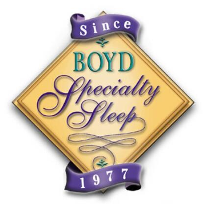 "Boyd IMTOP210 Pure Form 2"" High X Size Latex Topper"