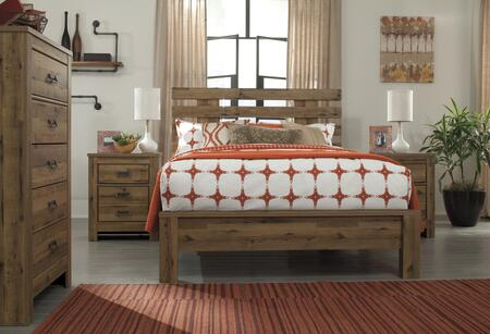 Milo Italia BR529QPBC2N Rhodes Queen Bedroom Sets
