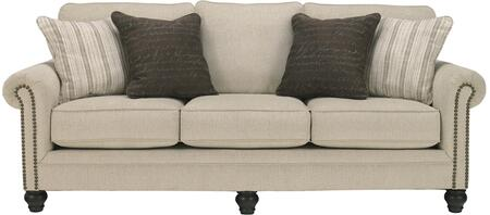 Flash Furniture FSD1309SOLINGG Milari Series Stationary Fabric Sofa