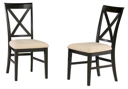 Atlantic Furniture LEXINGTONDCOCES Lexington Series  Dining Room Chair