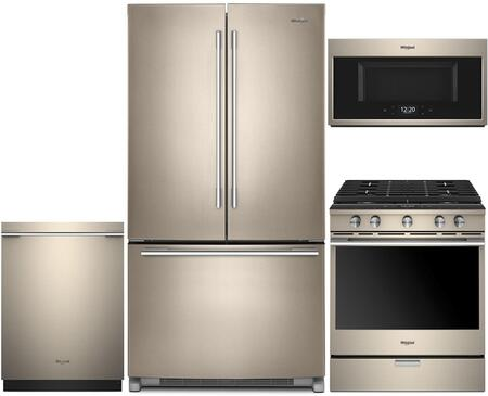 Mail In Rebate Offers >> Whirlpool 940985 Sunset Bronze Kitchen Appliance Packages ...