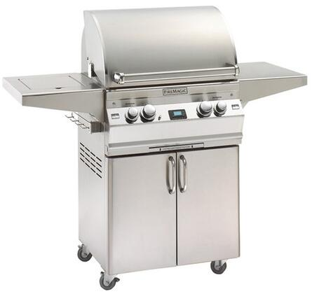 FireMagic A430S1A1N61 Freestanding Natural Gas Grill, in Stainless Steel