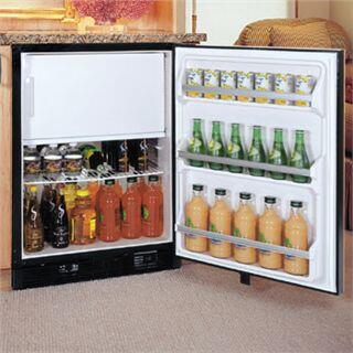 Marvel 6CIMWWFL  Built In Ice Maker with 2 lb. Daily Ice Production, 5 lb. Ice Storage, in White