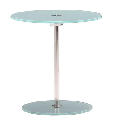 Zuo 401150 Radical Series Modern Round End Table