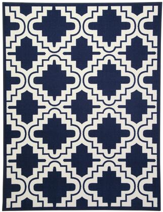 """Signature Design by Ashley Jacory R29100 79"""" x 60"""" Medium Size Rug with Nylon Material, Machine-Tufted, Made in Egypt, Spot Clean Only and Backed with Canvas in Color"""