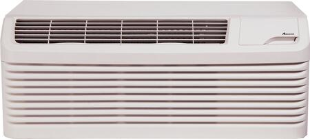 Amana PTHxx3G35AXXX Packaged Terminal Air Conditioner with x Cooling Capacity and x Heat Pump, Electric Heat Backup, and Dehumidification