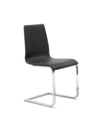 Domitalia JUDES00FCR7 Jude-sp Chair with Chrome Frame
