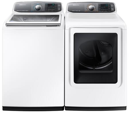 Samsung 474325 Washer and Dryer Combos